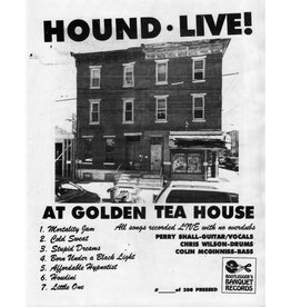 Hound - Live at Golden Tea House