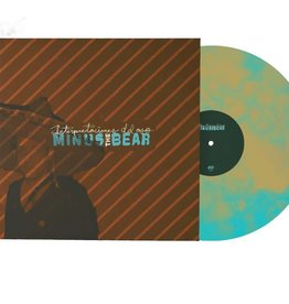 Minus The Bear - Interpretaciones del Oso (Turquoise & Gold Swirl Vinyl)