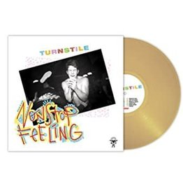 Turnstile - Nonstop Feeling (Transparent Beer Color Vinyl w/Digital Download)