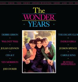 The Wonder Years: Music From The Emmy Award-Winning Show And Its Era - The Wonder Years: Music From The Emmy Award-Winning Show And Its Era (Yellow Vinyl, Black Friday Exclusive)