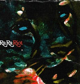 Ra Ra Riot - Ra Ra Riot [12'' EP] (first time on vinyl, numbered/limited to 1500, indie-retail exclusive)