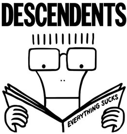 "Descendents - Everything Sucks 20th Anniversary (LP + 7"", 180 Gram, Includes Download Card)"