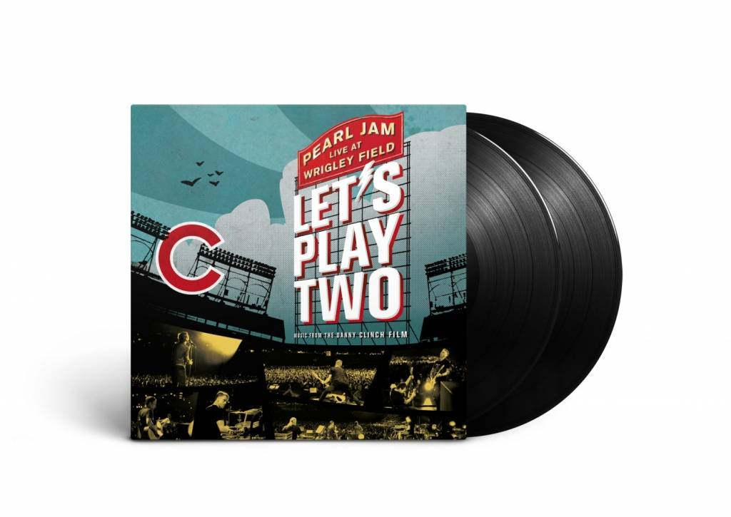 Pearl Jam - Let's Play Two Live at Wrigley Field (2LP)