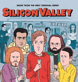 Silicon Valley - Soundtrack (Nas, Wu-Tang, Danny Brown, Run The Jewels)