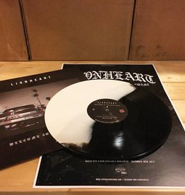 Lionheart - Welcome to the West Coast II (Black & White Color Vinyl, Limited to 100 + Poster)
