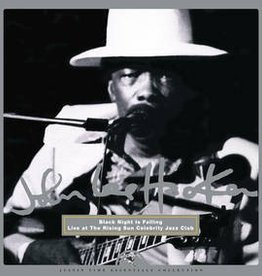 John Lee Hooker - Black Night Is Falling - Live at The Rising Sun Celebrity Jazz Club (RSD Black Friday Exclusive)