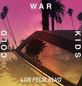 "Cold War Kids - Los Feliz 10"" (Record Store Day Black Friday)"