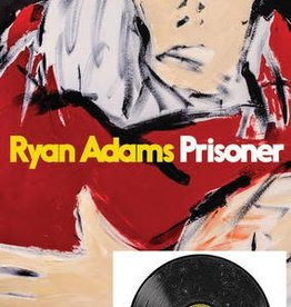 Ryan Adams - Prisoner (Red Cassette Black Friday RSD)