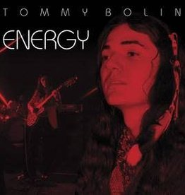 Tommy Bolin (Deep Purple, Zephyr) - Energy (180 Gram Audophile Pressing, RSD Black Friday)