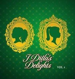 J Dilla - J. Dilla's Delights V.1 (Green Vinyl, Black Friday 2017)