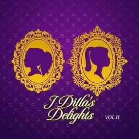 J Dilla - J. Dilla's Delights V.2 (Purple Vinyl)