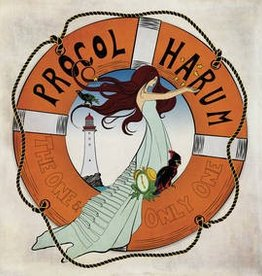 Procol Harum - The One & Only One 10""