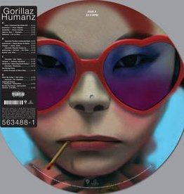 Gorillaz - Humanz (2LP Picture Disc)(Black Friday Exclusive)