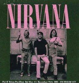Nirvana - Pat O'Brian Pavillion Del Mar CA December 28th 1991
