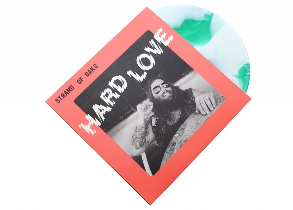 Strand Of Oaks - Hard Love (Stoner Swirl Green Indie Exclusive Vinyl)