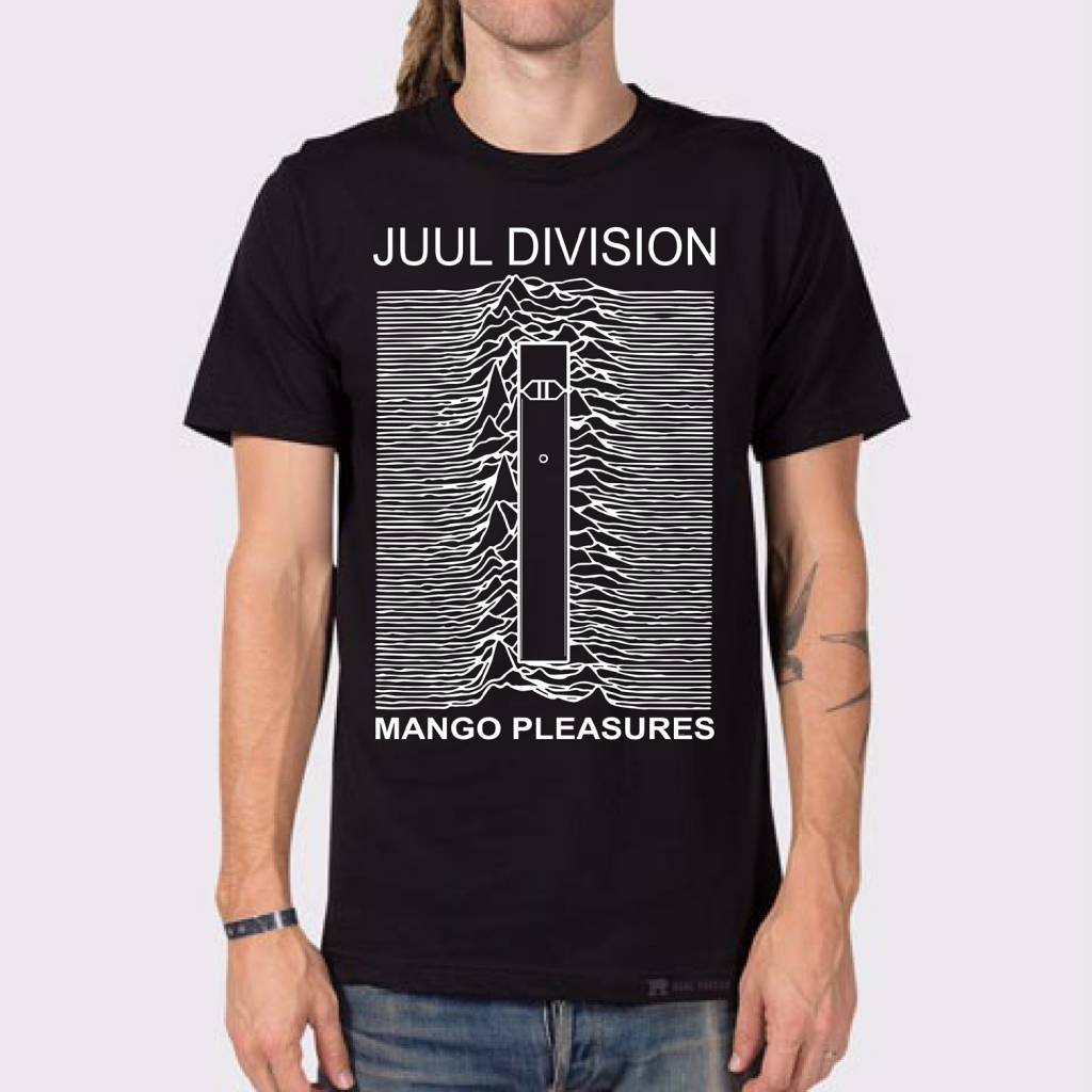 Juul Division Shirt