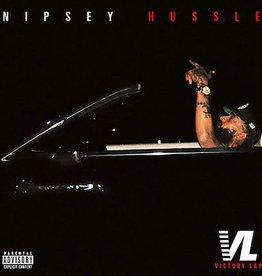 (PREORDER) Nipsey Hussle - Victory Lap (CD Explicit and Access to Creep Records Meet and Greet Signing February 22nd at 7pm)