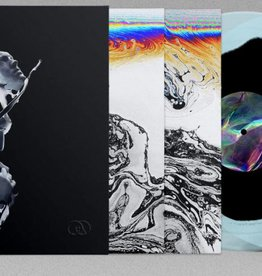 The Glitch Mob - See Without Eyes (Indie Exclusive Transparent Blue and Black Vinyl)