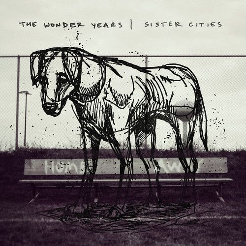 The Wonder Years - Sister Cities (Maroon Color Vinyl Indie Exclusive)