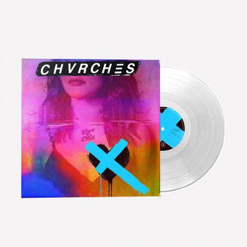 Chvrches - Love Is Dead [LP][Translucent Clear Vinyl]