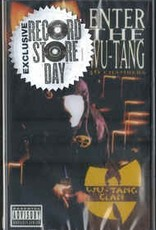 Wu-Tang Clan - Enter The Wu-Tang Clan (36 Chambers) [Cassette Tape] (limited to 2500, indie-retail exclusive)