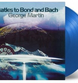 George Martin - Beatles To Bond And Bach [LP] (Blue 180 Gram Audiophile Vinyl. limited/numbered to 2500, indie-exclusive)