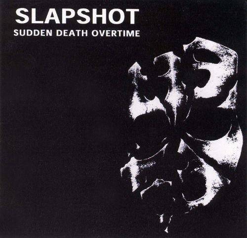 Slapshot - Sudden Death Overtime [LP] (Red Vinyl, limited to 500, indie-advance-exclusive)