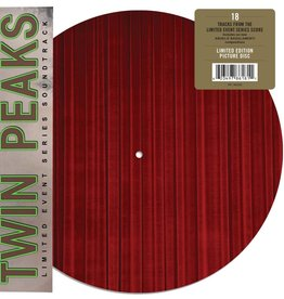 Various Artists - Twin Peaks: Music From The Limited Event Series (2017 Soundtrack) [2LP] (Picture Disc, feats. Nine Inch Nails, Sharon Van Etten, etc., ltd to 5000, indie advance exclusive)