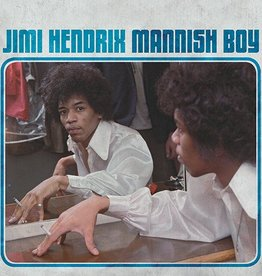 Jimi Hendrix - Mannish Boy b/w Trash Man [7''] (limited to 4000, indie-retail exclusive)