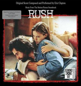 Eric Clapton - Rush (Soundtrack) [LP] (first time available in US, limited to 3000, indie-retail exclusive)