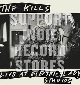 Kills, The - The Kills Live At Electric Lady Studios [LP] (180 Gram, gatefold, limited to 2700, indie advance exclusive)