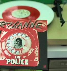 Police, The - Roxanne [7''] (Picture Disc, gatefold sleeve with die-cut 'dialling holes', limited to 2000, indie advance exclusive)