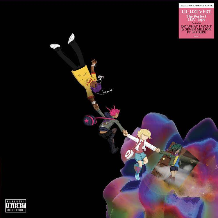 Lil Uzi Vert - The Perfect LUV Tape [LP] (Purple Vinyl, first time on vinyl, limited to 2500, indie-retail exclusive)