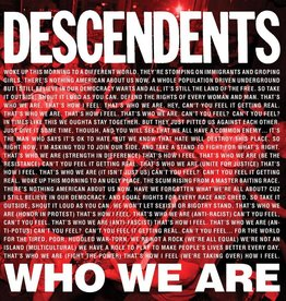 Descendents - Who We Are [7''] (limited to 3800, indie-retail exclusive)