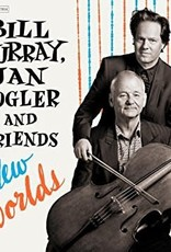 Bill Murray, Jan Vogler & Friends - New Worlds [2LP] (first time on vinyl, limited to 2500, indie advance exclusive)