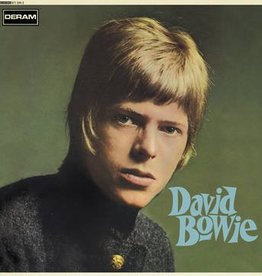 David Bowie - David Bowie [2LP] (Blue & Red 180 Gram Vinyl, limited to 3000, indie advance exclusive)
