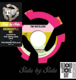 Distillers, The & The Regrettes - Dismantle Me [7''] (limited to 3000, indie-retail exclusive)