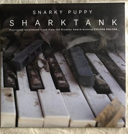 Snarky Puppy - Sharktank [10''] (Unreleased track, B-side etching, limited to 1000, indie-retail exclusive)