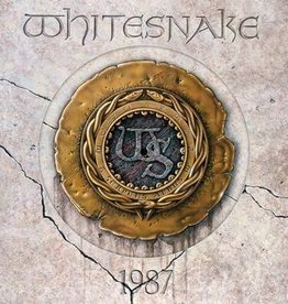 Whitesnake - 1987 (30th Anniversary Edition) [LP] (Picture Disc, die cut sleeve, exposing the famous Whitesnake emblem, limited to 2000, indie-retail exclusive)