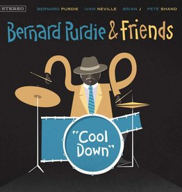 Bernard Purdie & Friends - Cool Down [LP] (new album, feats. Ivan Neville, limited to 1000, indie advance exclusive)