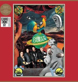 Duran Duran - Duran Duran Budokan (Live) [LP] (album highlights from the shows recorded live at Nippon Budokan, Toyko, limited to 2200, indie-retail exclusive)