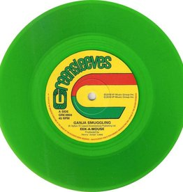 Eek-A-Mouse - Ganja Smuggling [7''] (Green Vinyl, picture sleeve, limited to 1500, indie-retail exclusive)