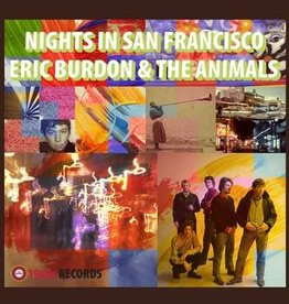 Eric Burdon & The Animals - Nights In San Francisco [LP] (limited to 1000, indie-retail exclusive)