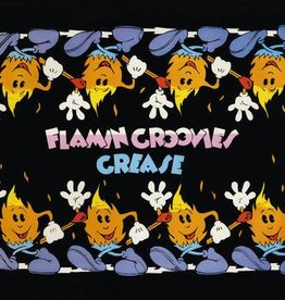 Flamin' Groovies, The - Grease [2LP] (Transparent Blue Vinyl, remastered, gatefold, extensive notes, limited to 1000, indie advance exclusive)