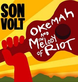 Son Volt - Okemah And The Melody Of Riot (Deluxe Reissue) [2LP] (Opaque Red Vinyl, unreleased studio recordings & live versions, first time on vinyl, ltd to 2000, indie advance exclusive)