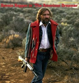 Various Artists - American Dreamer (Soundtrack) [LP] (Red Vinyl, gatefold, ''18x24'' poster, limited to 1000, indie-retail exclusive)