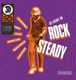 Various Artists - Get Ready, Do Rock Steady: The 7'' Vinyl Box Set [10x7''] (insert feat. a fascinating essay on the development of the rock steady sound, limited to 500, indie-retail exclusive)