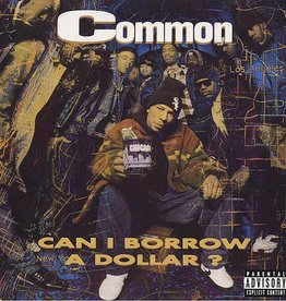 Common - Can I Borrow A Dollar? [2LP+7''] (limited to 1000, indie advance exclusive)