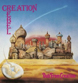 Creation Rebel - Dub From Creation [LP] (Clear Vinyl, download, two bonus tracks, printed inner sleeve, limited to 1000, indie-retail exclusive)
