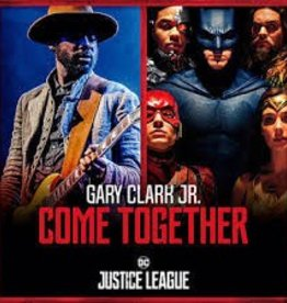 Gary Clark Jr. with Junkie XL - Come Together [12''] (Picture Disc, Beatles cover, Justice League comic book, 24x36'' Justice League poster, limited to 3000, indie-retail exclusive)